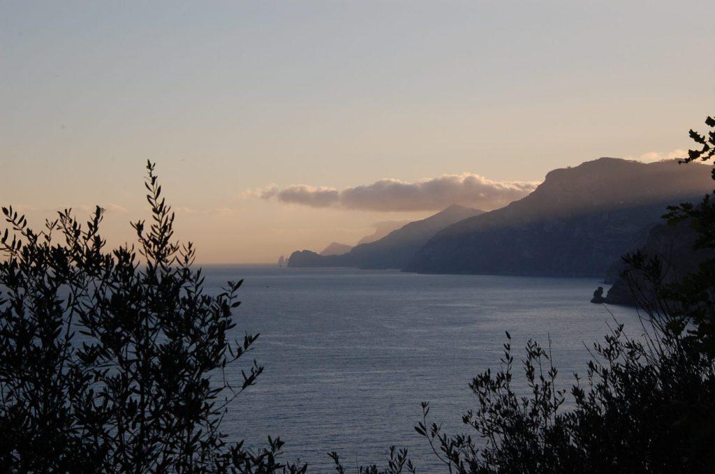 Uitzicht | Amalfikust