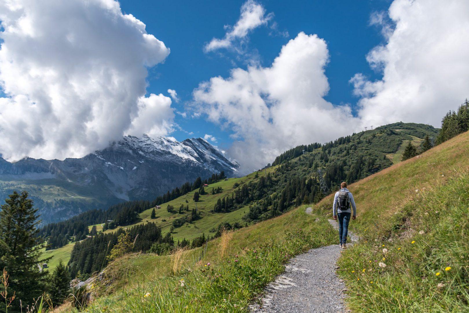 Zwitserland - Murren