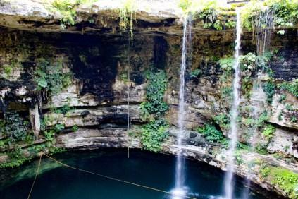 Cenote Selva Maya in Mexiko