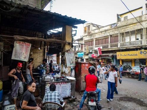 Lassi Kaufen Main Bazar Delhi