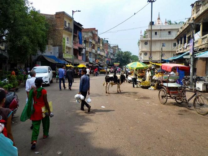 Paharganj Main Bazaar Neu-Delhi