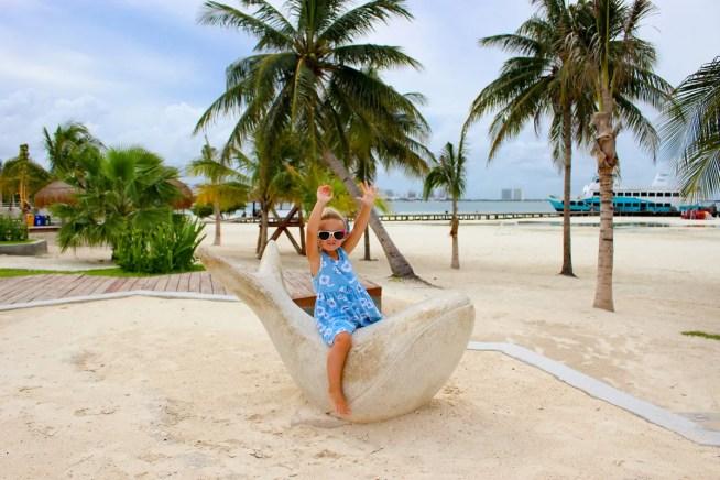 Parque Playa Langosta Cancun
