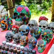 Totenkopf Mexiko
