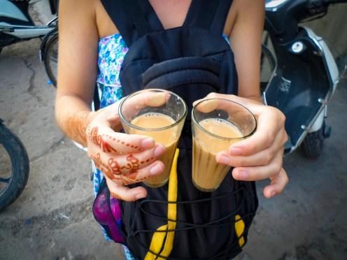 Chai Tee Indien