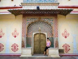 City Palace Jaipur Indien