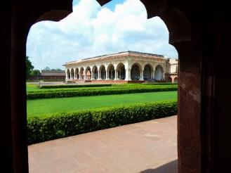 Diwan E Aam Agra Fort