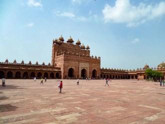 Freitagsmoschee Fatehpur Sikri