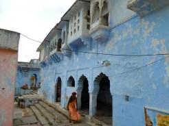 Gebäude Pushkar
