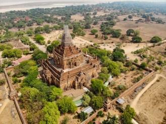 Htilominlo Tempel Drohne Foto