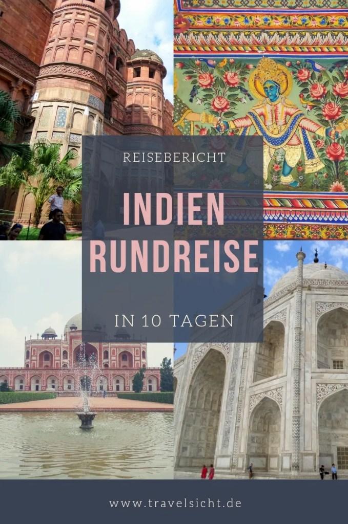 Indien Rundreise Rajasthan