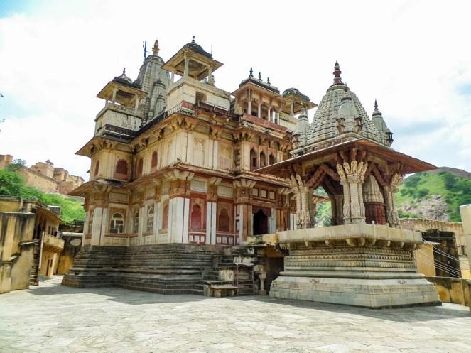 Krishna Meera Temple Jaipur