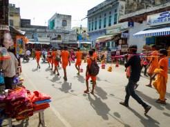 Pilgerfahrt Pushkar Indien