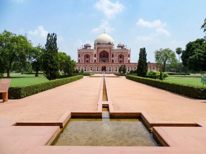 Humayun-Mausoleum Neu-Delhi