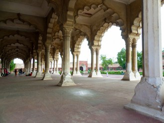 Shajhani Mahal Agra Fort