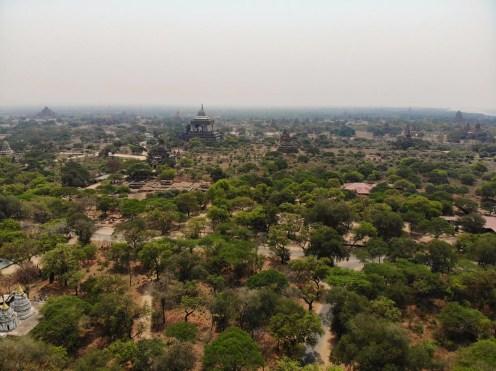 Alt-Bagan Drohne