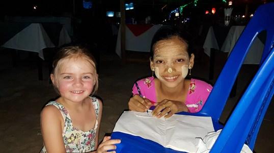 Freundschaft geschlossen - Jasmin und Su Su