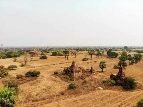 Kleine Pagoden Bagan