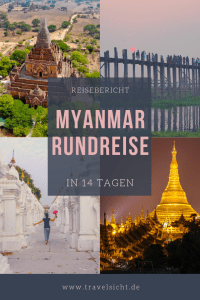 Myanmar Rundreise Highlights