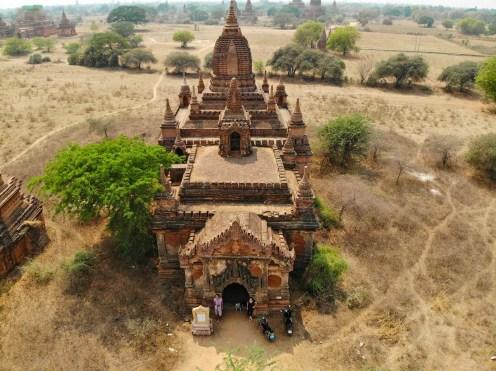Pagode 433 Bagan