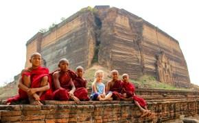 Rundreise Durch Myanmar