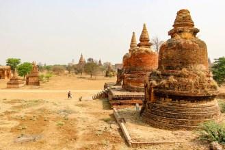 Stupas Bagan Myanmar