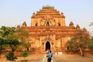 Sulamani Tempel Myanmar