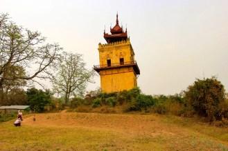 Wachturm Inwa