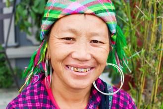 Hmong Frau Sapa