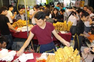 Nachtmarkt in Hanoi