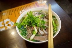 Pho Suppe mit Rind