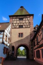 Porte de France Turckheim