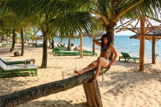 Strand Thanh Kieu Beach Resort