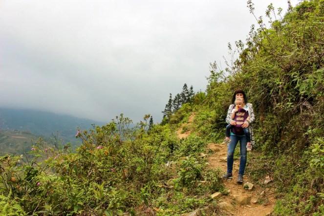 Trekking Sapa