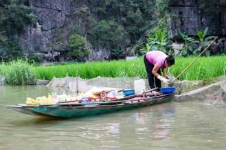Verkäufer Tam Coc