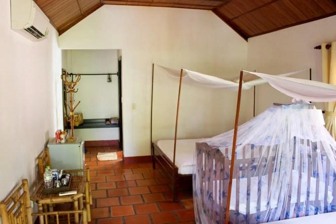 Zimmer Thanh Kieu Beach Resort