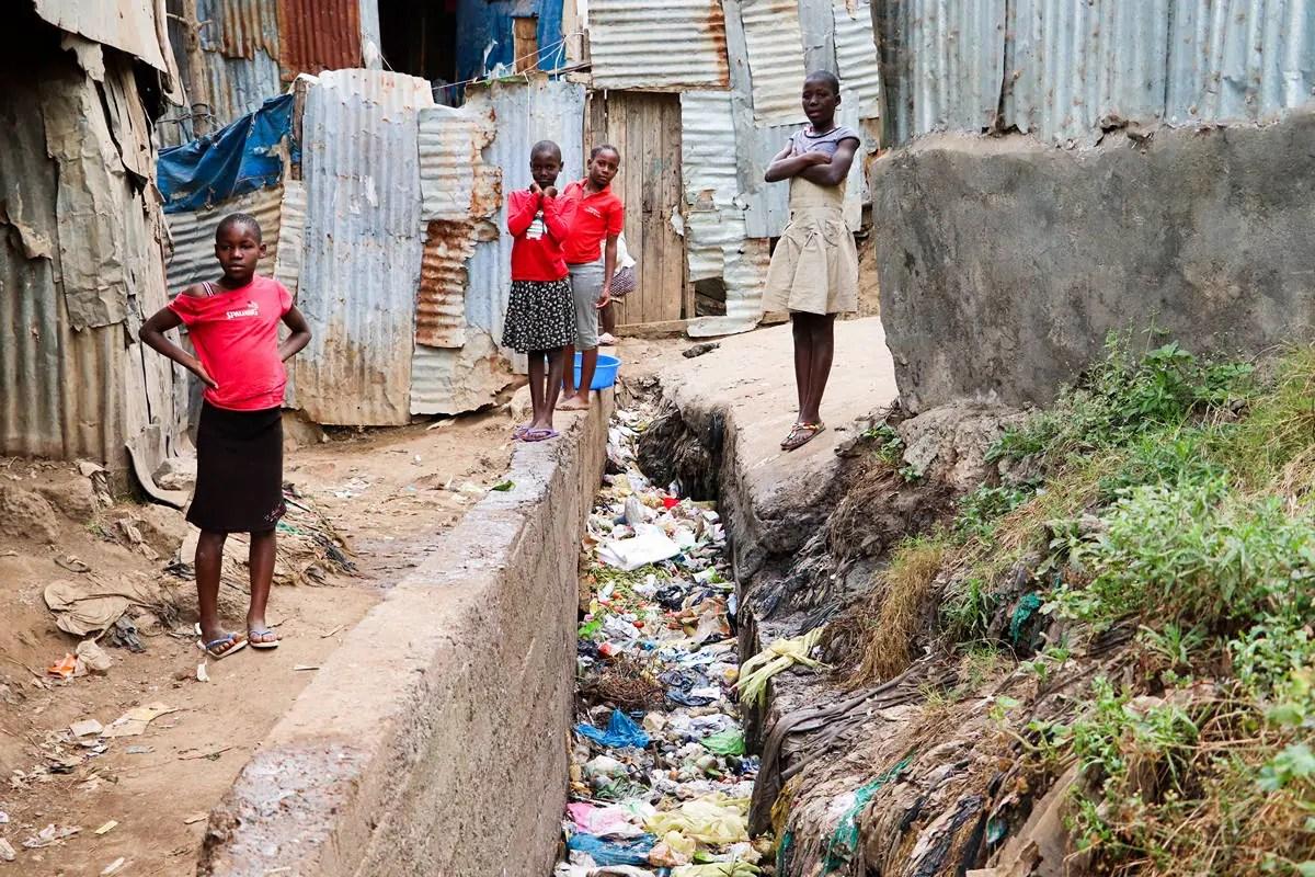 Stadbesichtigung und Slum Tour in Nairobi