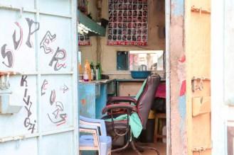 Friseur Mathare Kenia