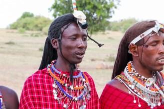 Massai Mann