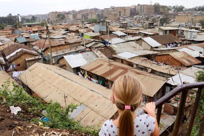 Mathare Slum Nairobi