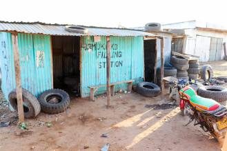 Reifenservice Kenia