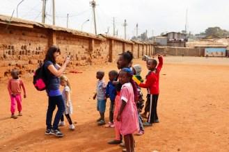 Spielplatz Mathare Nairobi