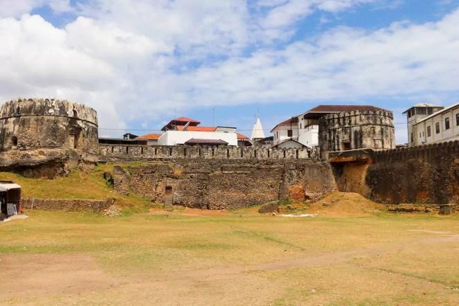 Arabische Festung Sansibar