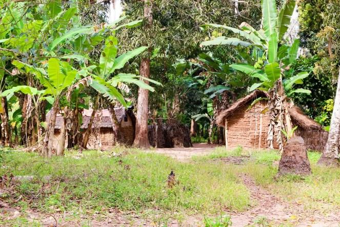 Dorf Sansibar