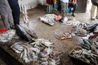 Fisch Markt Sansibar