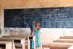 Klassenzimmer Grundschule