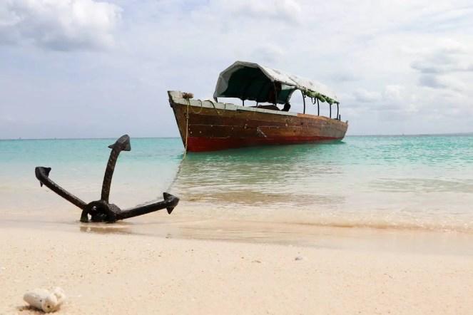 Nakupenda Beach Sansibar