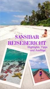 Sansibar Urlaub