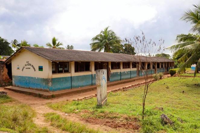 Schule Sansibar