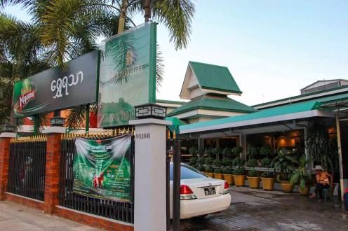Shwe Ya Thar Restaurant Yangon