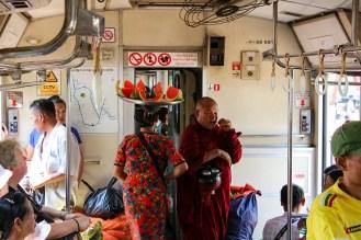 Zug Circular Train Yangon